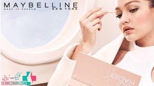 معرفی برند آرایشی میبلین Maybelline